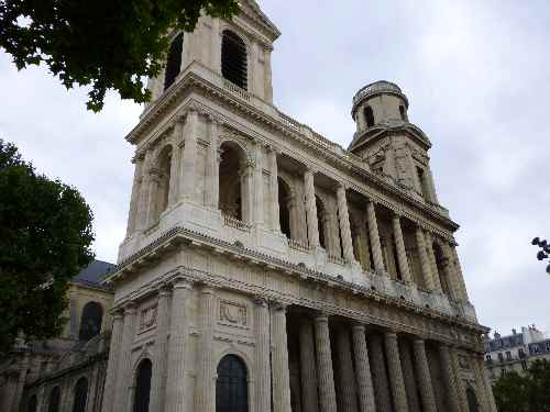 Church of Saint-Sulpice, Paris