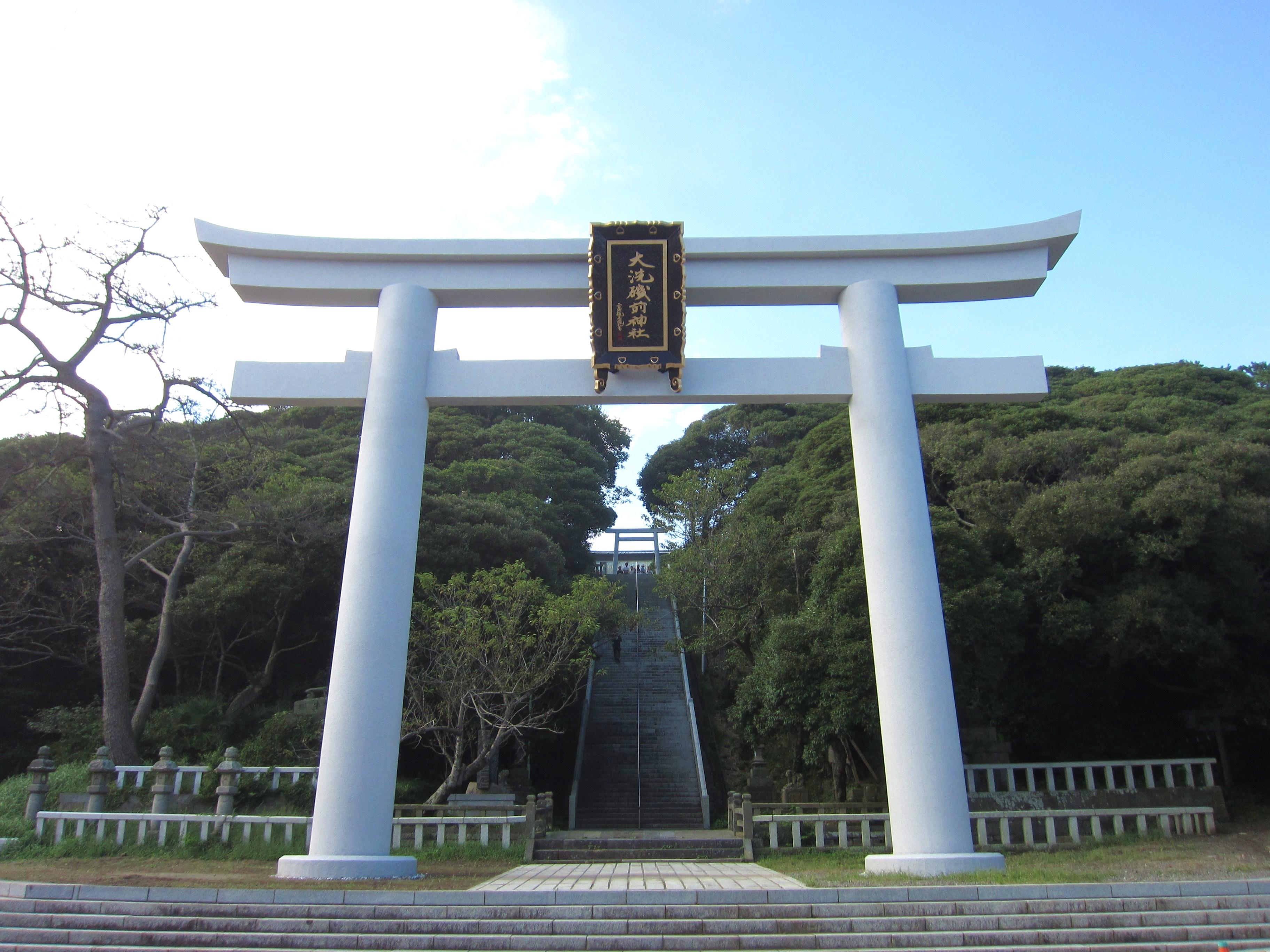 大洗 海 神社