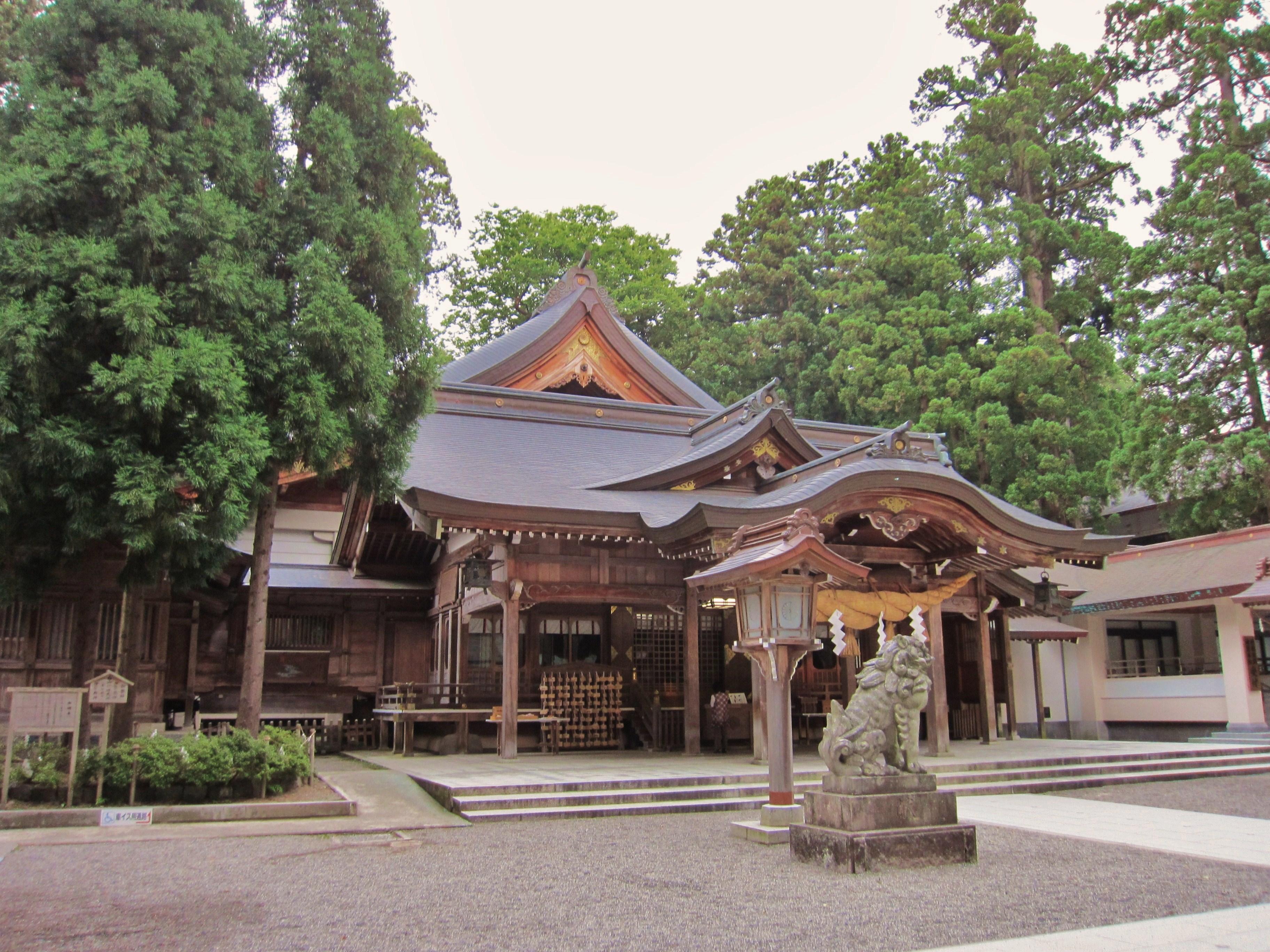 白山比め神社 - Wikiwand