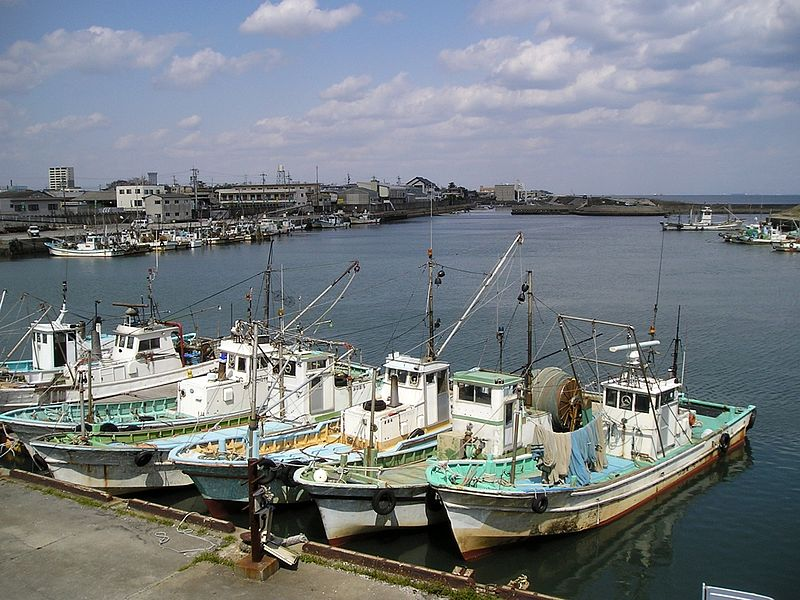 ファイル:Shiroko port Mie,JAPAN.jpg