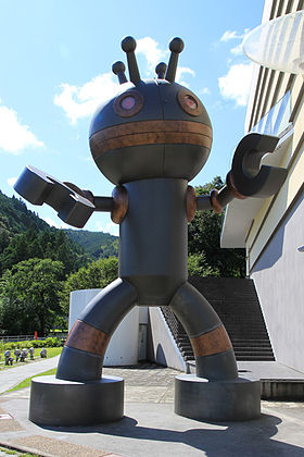 https://upload.wikimedia.org/wikipedia/ja/thumb/2/24/Kami_Kochi_Yanase_Takashi_Memorial_Hall_Dadandan_Statue_1.jpg/280px-Kami_Kochi_Yanase_Takashi_Memorial_Hall_Dadandan_Statue_1.jpg