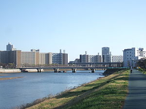 North Big Bridge at Hiroshima 01.jpg