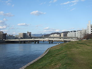 Misasa Bridge at Hiroshima 01.jpg