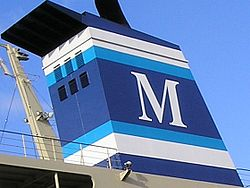 Funnel mark of Marix-Line JAPAN.jpg