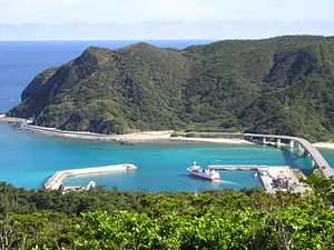 View of Aka and Geruma Island,Okinawa JAPAN.jpg