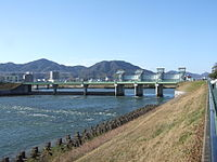 Ohshiba Bridge at Hiroshima 01.jpg