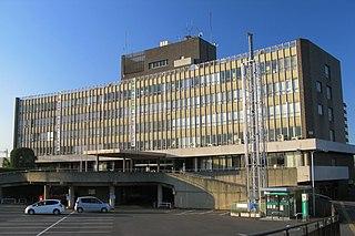 志木市庁舎