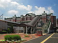 Fukaya Station North Entrance 1.JPG