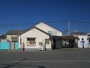 Minamifuruya Station Entrance 1.JPG