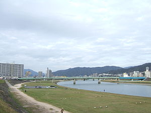 Shinjoh Bridge at Hiroshima 01.jpg