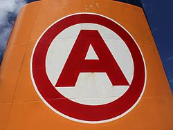 Funnel mark of A-Line Ferry.jpg