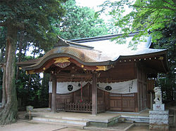 Omiya shrine,nagareyama-city,japan.jpg
