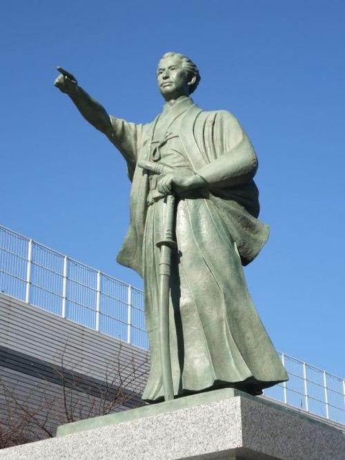 勝 海舟(Kaishu Katsu)Wikipediaより
