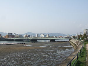 Yoshijima Bridge at Hiroshima 01.jpg