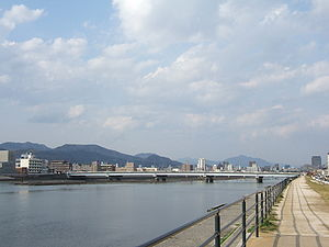 Showa Big Bridge at Hiroshima 01.jpg