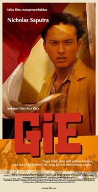 Gie film poster