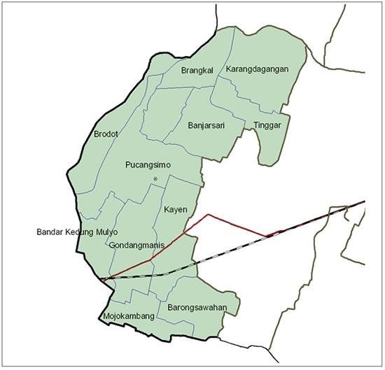 Bandar Kedhungmulya, Jombang - Wikipedia