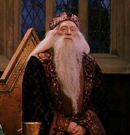 Albus Dumbledore Wikipedia