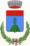 Coat of arms of Pietraferrazzana