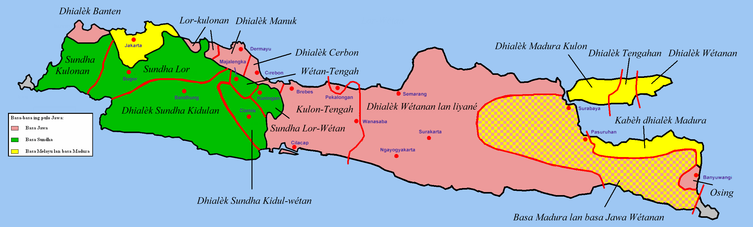 Javanese Dictionary Online Translation Lexilogos