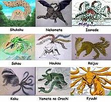 Bijuu (Naruto) - Wikipedia