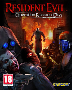 Resident Evil Operation Raccoon City-ის გარეკანი.jpg