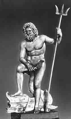 Mitologji Greke  Poseidoni