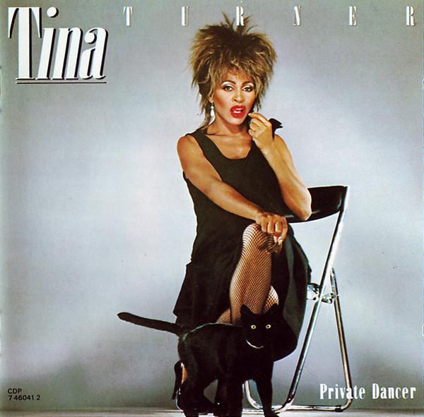 Tina Turner Private Dancer Tour Ny