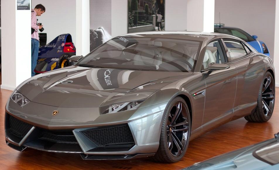 Lamborghini Estoque ვიკიპედია