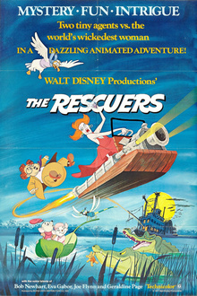 the rescuers nude lady