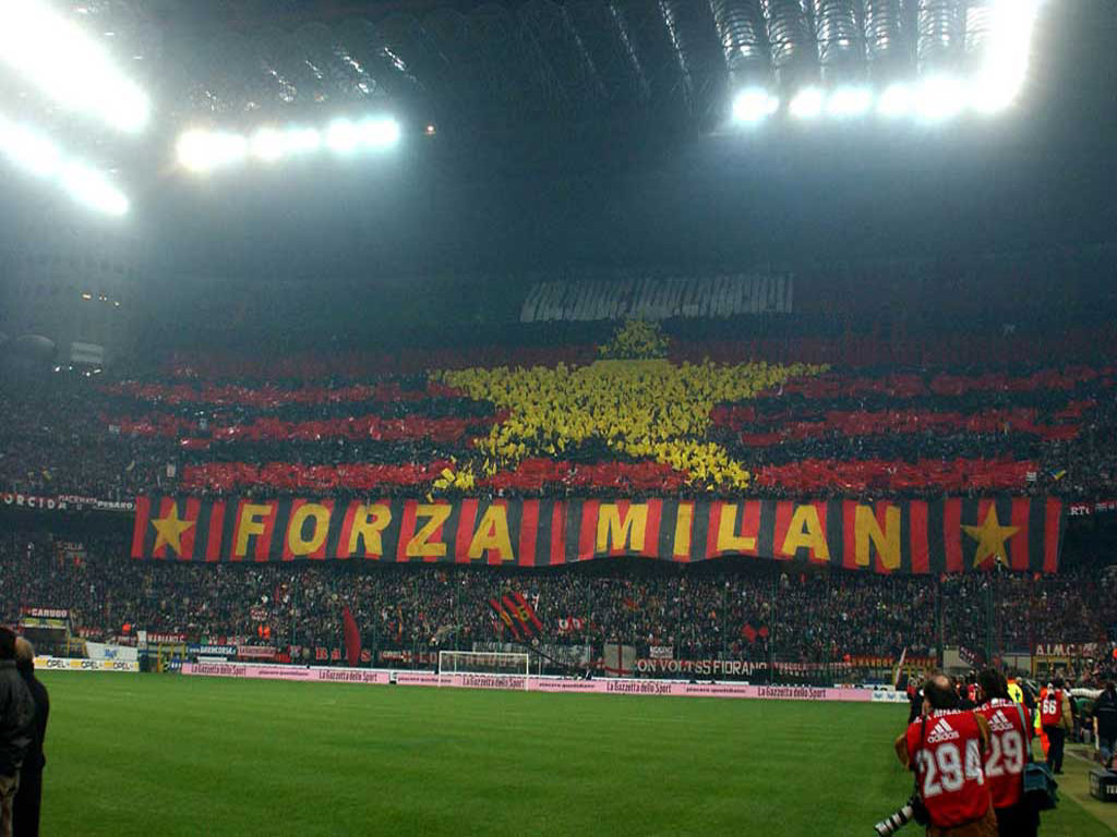 k 525 san siro milan - photo#7