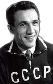 Yozhef Betsa (1929–2011) Ukrainian and Soviet Football Player and Coach. Olympic Champion 1956.jpg