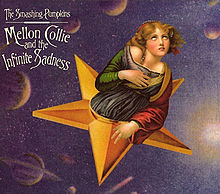 ალბომის Mellon Collie and the Infinite Sadness ყდა