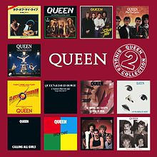 ალბომის Queen: The Singles Collection Volume 2 ყდა
