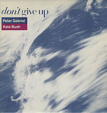 Don't Give Up ყდა
