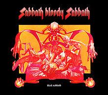 ალბომის Sabbath Bloody Sabbath ყდა