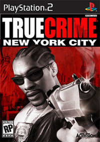 True crime new york city coverart