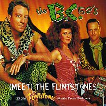 (Meet) The Flintstones ყდა