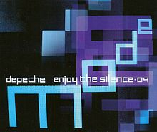Enjoy the Silence 04 ყდა