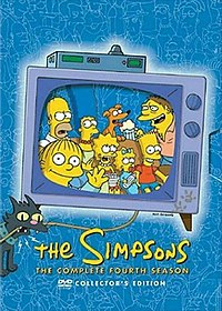 The Simpsons - The Complete 4th Season.jpg