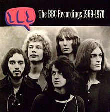 ალბომის Something's Coming: The BBC Recordings 1969–1970 ყდა