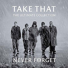 ალბომის Never Forget - The Ultimate Collection ყდა
