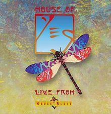 ალბომის House of Yes: Live from House of Blues ყდა