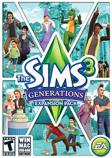 The Sims 3 - Generations Coverart.png