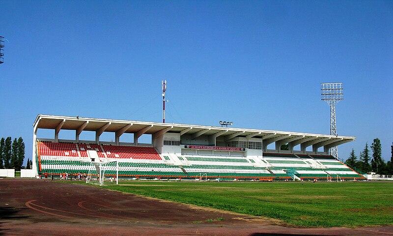 Республиканский стадион в Сухуми