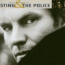 ალბომის The Very Best of Sting & The Police ყდა