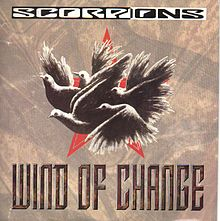 Wind of Change ყდა