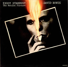 ალბომის Ziggy Stardust – The Motion Picture ყდა