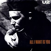 All I Want Is You ყდა