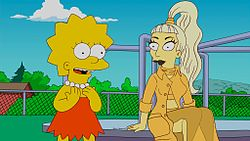 Lisa Goes Gaga.jpg